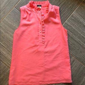 JCrew pink top